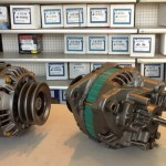 Alternator for Right Hand Drive Vehicle