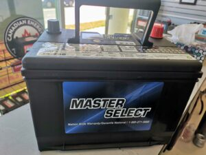 Master Select Battery